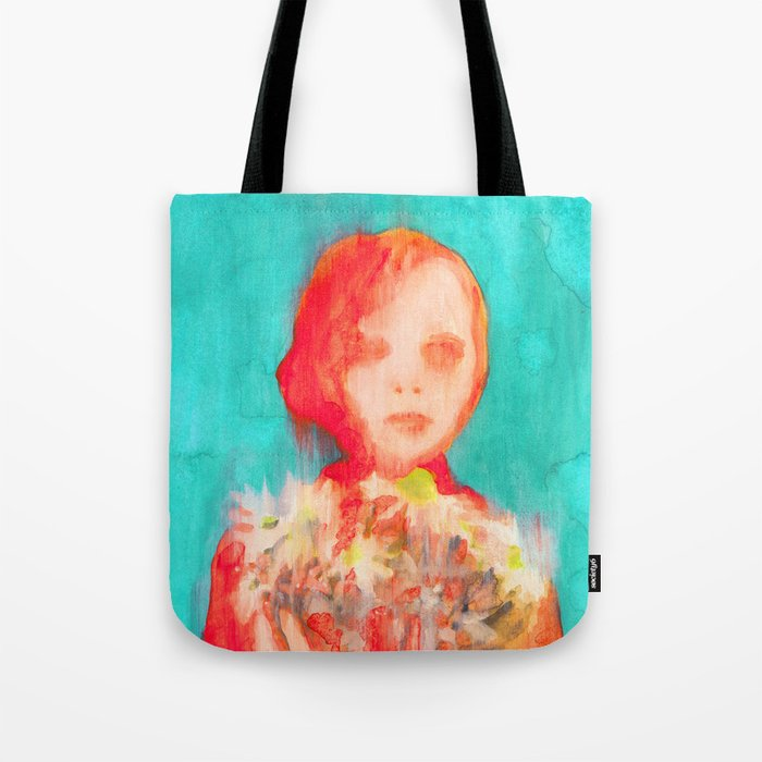 She Daisy Tote Bag