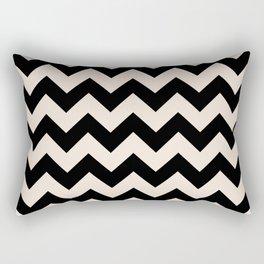 Twin Zig Rectangular Pillow