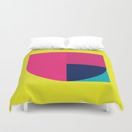 All About U Duvet Cover