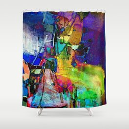 Mystic Lover Shower Curtain