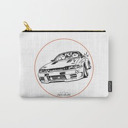 Crazy Car Art 0012 Carry-All Pouch