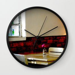 A date with... Wall Clock
