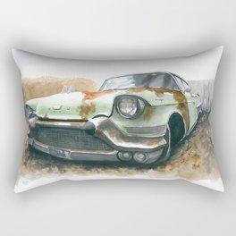 Backyard DeVille Rectangular Pillow
