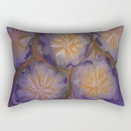 Saddest Flower Rectangular Pillow