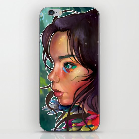 Volta iPhone & iPod Skin