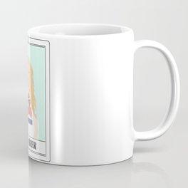 the beer tarot card Coffee Mug