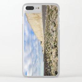 Birling Gap Clear iPhone Case