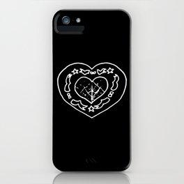 ▴ amulet ▴  iPhone Case