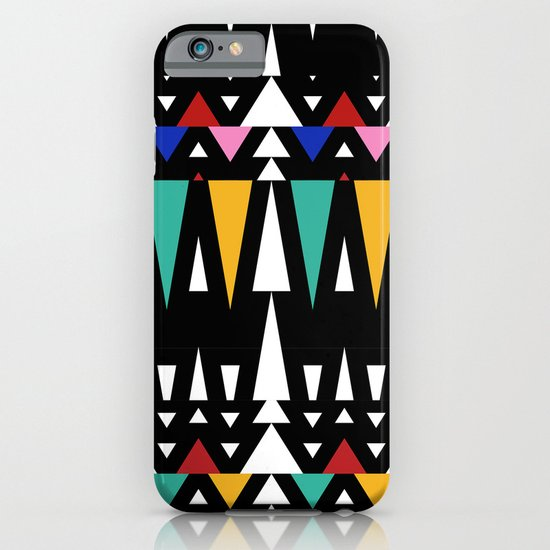 Tribal Fun 2 iPhone & iPod Case
