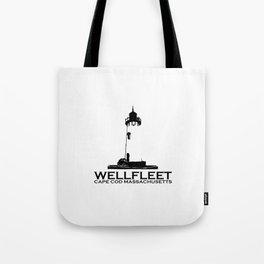 Wellfleet, Cape Cod Tote Bag