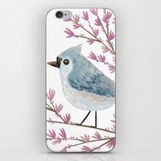 Tufted Titmouse iPhone & iPod Skin