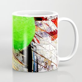 Tennis art 6 Coffee Mug