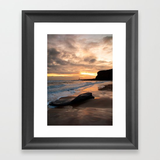 Tynemouth Framed Art Print