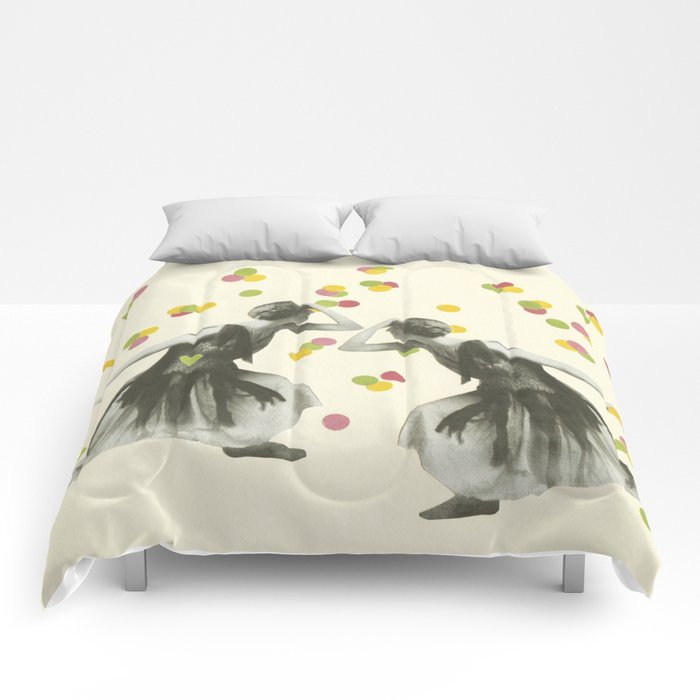 Dance : Gemini Comforters