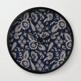 Pretty Lace Wall Clock