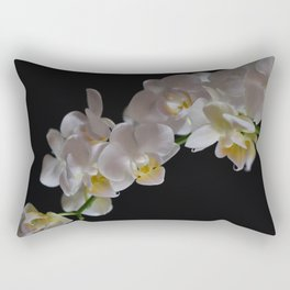 Arching Orchid Rectangular Pillow