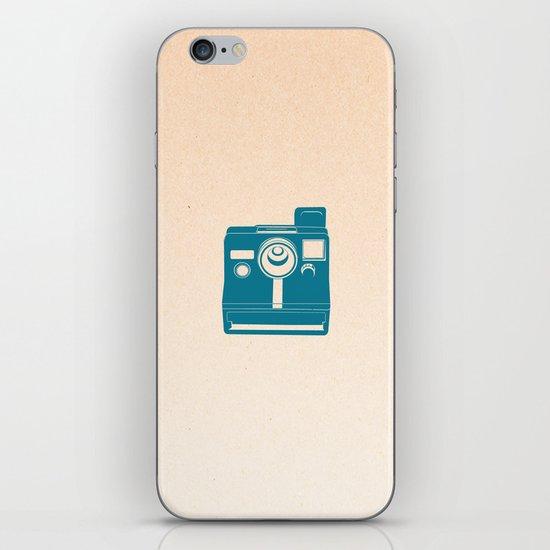Creativity Inspirational Quote iPhone & iPod Skin