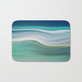OCEAN ABSTRACT Bath Mat