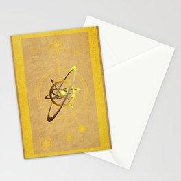 aNu Aureum Universo Stationery Cards