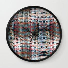 Rather yoked reveries idea. Wall Clock