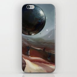 Holy Sphere! iPhone Skin