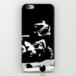 Gamera: The Giant Monster iPhone Skin