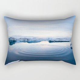 Arctic Sea Rectangular Pillow