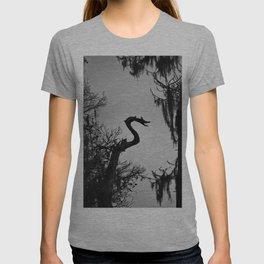 Dragon Shaped Tree T-shirt