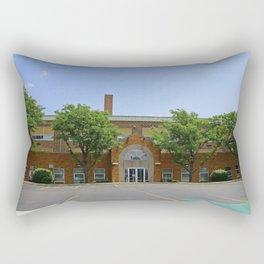 Gesu School Rectangular Pillow