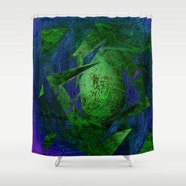 Holden Remix Shower Curtain