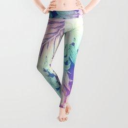 Happy Aloha Rainbow Leggings