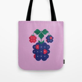 Fruit: Blackberry Tote Bag