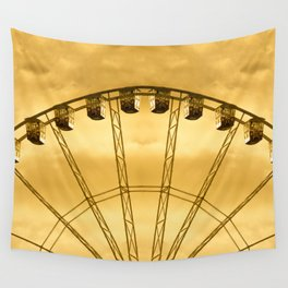 Carnival Cryptography Wall Tapestry
