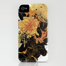 Pollination Fire iPhone (4, 4s) Slim Case