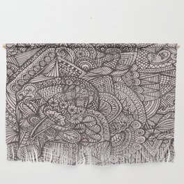 Doodle 8 Wall Hanging