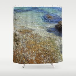Water's Edge at Vincentia NSW Shower Curtain