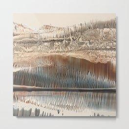 Ventura - Beryl Metal Print