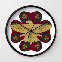 Thunderbird Wall Clock
