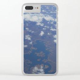 """Skies Over Puerto Vallarta"" Clear iPhone Case"