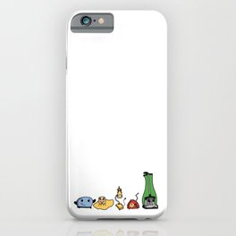 The Gang's All Here! iPhone Case