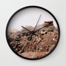 Inukshuk Wall Clock