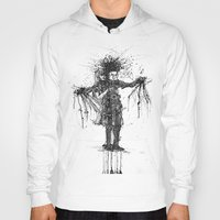 edward scissorhands Hoodies featuring Edward Scissorhands by V.Live