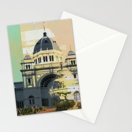 Exhibition Building Stationery Cards