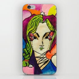 Jolyne Kujoh iPhone Skin
