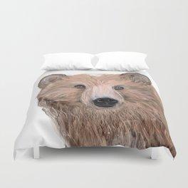 oh bear Duvet Cover