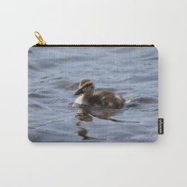 Swimming Duckling Carry-All Pouch