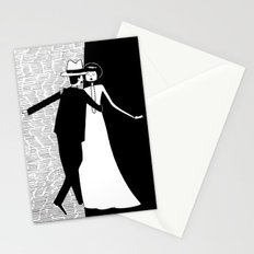 night and day, you are the one Stationery Cards