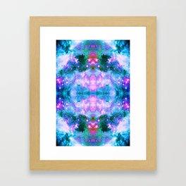 Cosmogony Framed Art Print