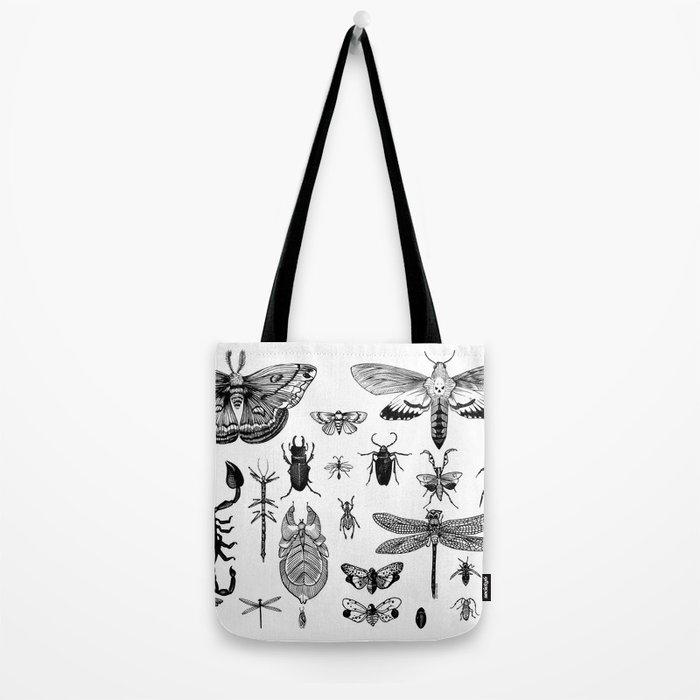 Bug Board Tote Bag
