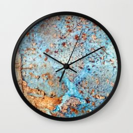 Distress Wall Clock